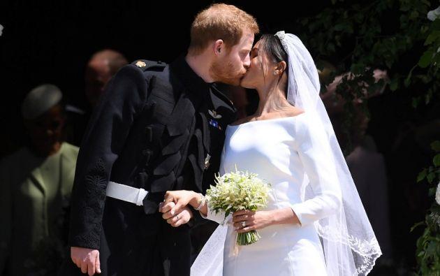 La boda del príncipe Enrique con Meghan Markle ha tenido sus momentos de emoción o insólitos. Foto: Reuters