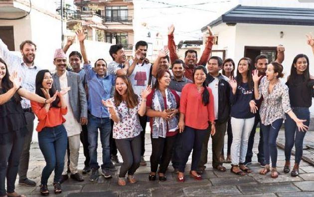 Accountability lab se ha extendido a siete países con proyectos de Emprendimiento Social.