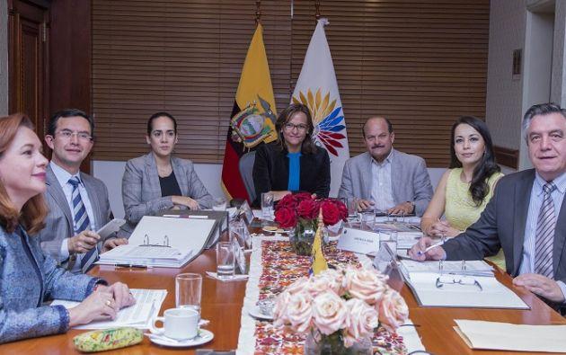 El CAL resolvió remitir el proyecto a la Comisión de Derechos Colectivos del Legislativo. Foto: Asamblea