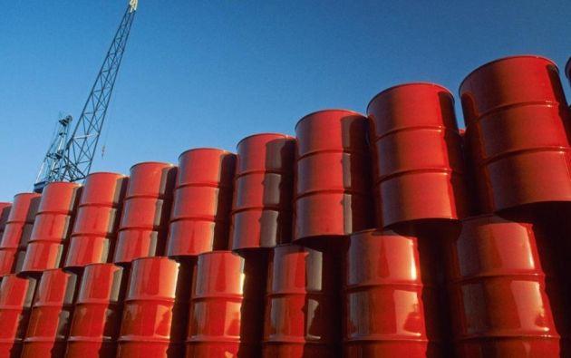 El buque Junior PNT zarpó con 300.000 barriles, que fueron embarcados en el Terminal Marítimo de Balao de EP Petroecuador, el pasado 23 de mayo. Foto: Referencial