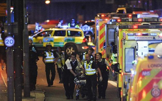 El grupo Estado Islámico reivindicó el atentado, uno de los cinco que sufrió el Reino Unido en 2017, con un saldo total de 35 muertos. Foto: archivo AFP