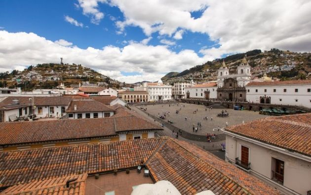 La capital ecuatoriana tiene 9 candidaturas entre las que destacan: Principal ciudad cultural líder de Sudamérica. Foto: archivo