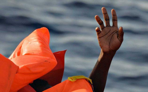 Entre los sobrevivientes hay tunecinos y siete ciudadanos de Costa de Marfil, de Malí, Marruecos y Camerún. Foto: archivo AFP
