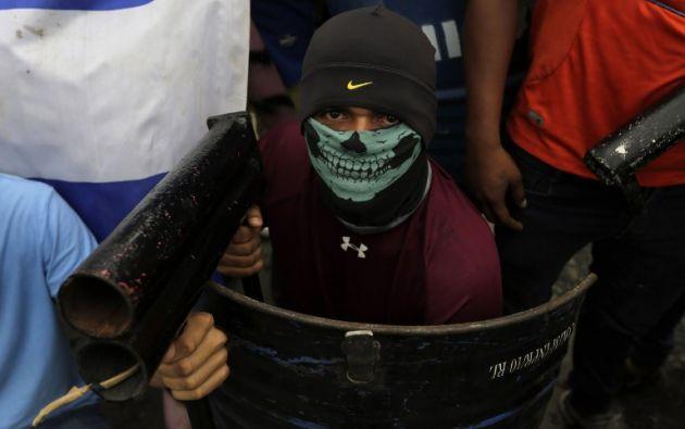 Son tiempos de terror. Ahora la gente no sale de noche o intenta no hacerlo. Foto: AFP