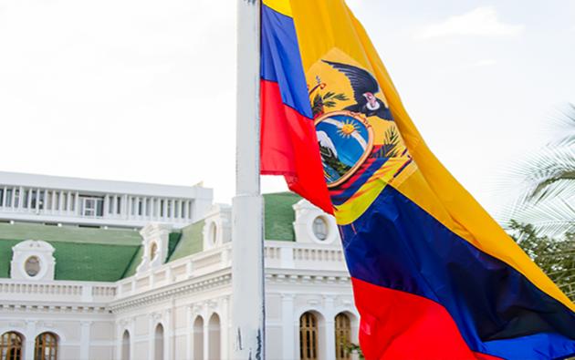 Valencia, de 57 años, se desempeña como embajador de Ecuador ante la Organización de Estados Americanos (OEA), desde diciembre de 2017. Foto: archivo