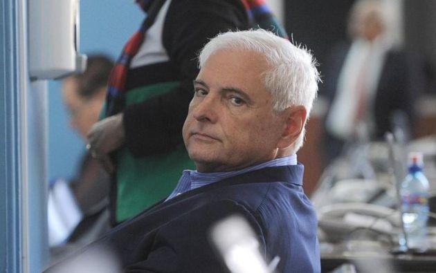 Martinelli fue detenido el 12 de junio del año pasado y ha estado preso en Miami desde entonces. Foto: AFP