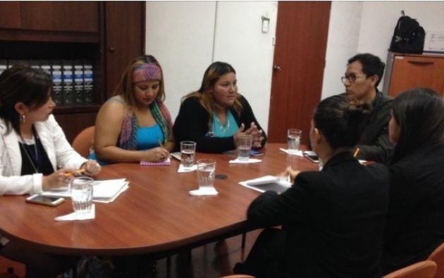 Se alista investigación penal sobre pareja secuestrada. Foto. ElCiudadano.gob.ec