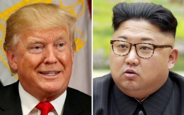 Trump y Kim Jong Un llegan a Singapur para histórica cumbre. Foto: Reuters - Archivo