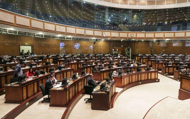 El proyecto tiene por objetivo viabilizar el plan económico del Gobierno Nacional. Foto: Asamblea