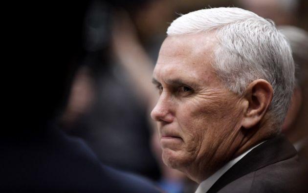 El Vicepresidente incluirá paradas en Ecuador y Guatemala. Foto: AFP