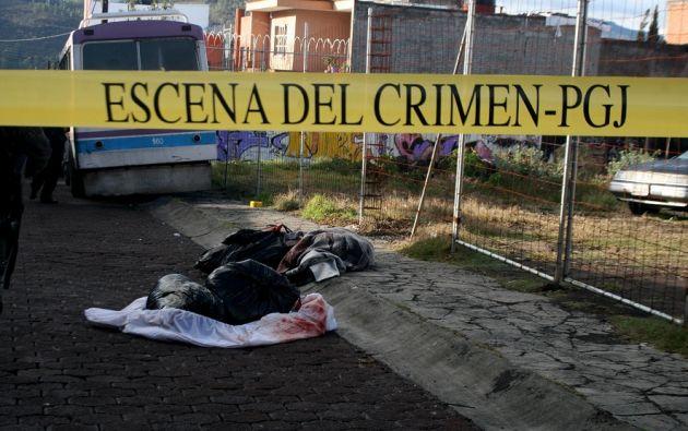 El último episodio sangriento contra políticos ocurrió el miércoles en el estado de Michoacán. | Foto: El Heraldo de Saltillo
