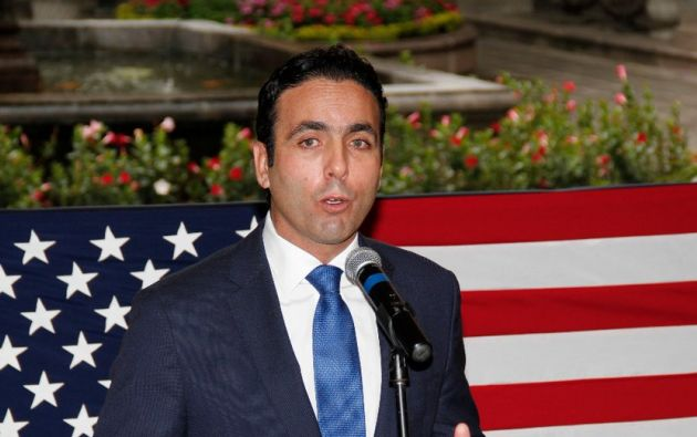 Ministro de Comercio Exterior participó de reunión con vicepresidente de EE.UU. Foto: Comercio Exterior