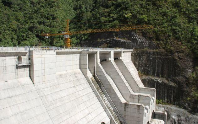 Toachi-Pilatón es uno de los ocho proyectos considerados emblemáticos que están siendo auditados por la Contraloría General del Estado.
