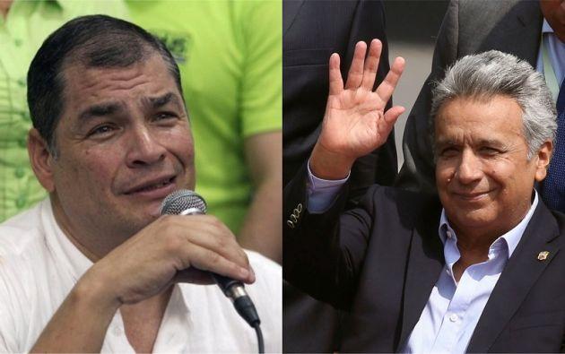 El ministro Torres sugiere a Rafael Correa que se haga un auto análisis de por qué se considera perseguido y construye sus enemigos. Foto: Collage Vistazo