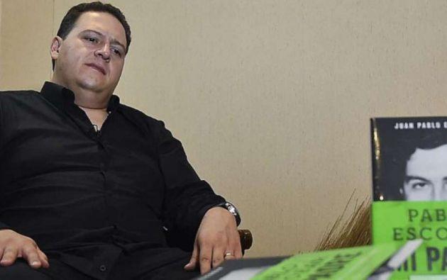 Santos Marroquín, de 41 años, vive desde 1994 en Argentina.