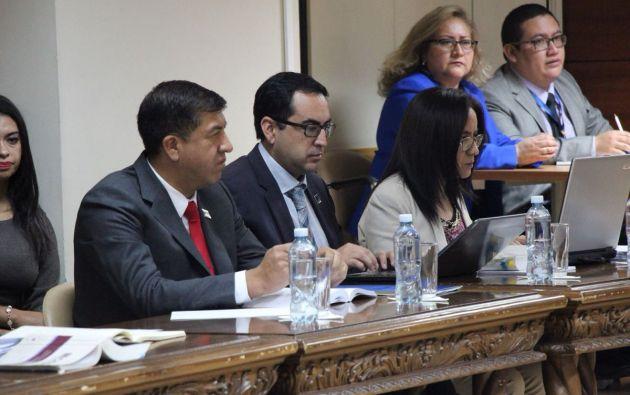 La solicitud la realizó Paúl Pérez, fiscal general encargado, durante la audiencia de revisión de medidas cautelares.