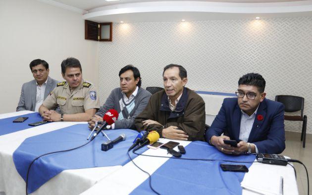 Jorge Costa, confirmó que la repatriación de los cuerpos de Óscar Villacís y Katty Velasco se realizará el día viernes 6 de julio.