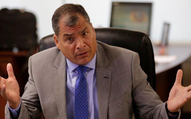 Caso Correa abre brecha de Ecuador con Bolivia y Venezuela. Foto: Reuters - Referencial