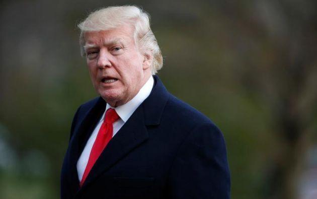 Trump enturbia las aguas entre amigos y enemigos. Foto: Reuters - Referencial