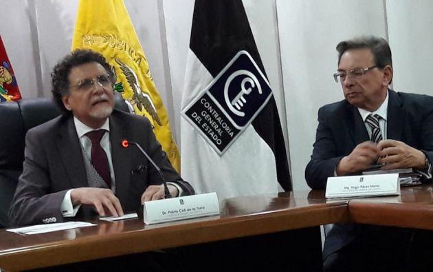 Según Celi, este segundo informe se deriva del primer examen a la deuda pública adquirida en el gobierno anterior.