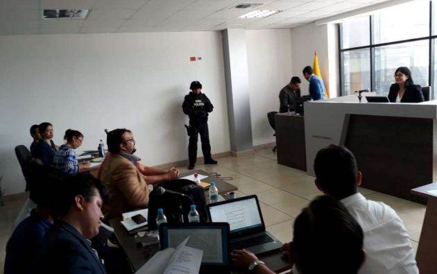 ECUADOR.- La jueza Paola Dávila enfrentará, además, un sumario disciplinario por su decisión. Foto: Archivo