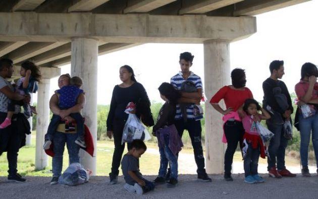 Gobierno de EEUU todavía retiene a 565 niños inmigrantes. Foto: Reuters - Archivo