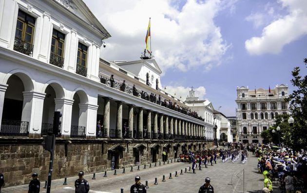 QUITO, Ecuador.- 3 secretarías estarán a cargo de elaborar el esquema que reformará las instituciones del Estado. Foto: Flickr.