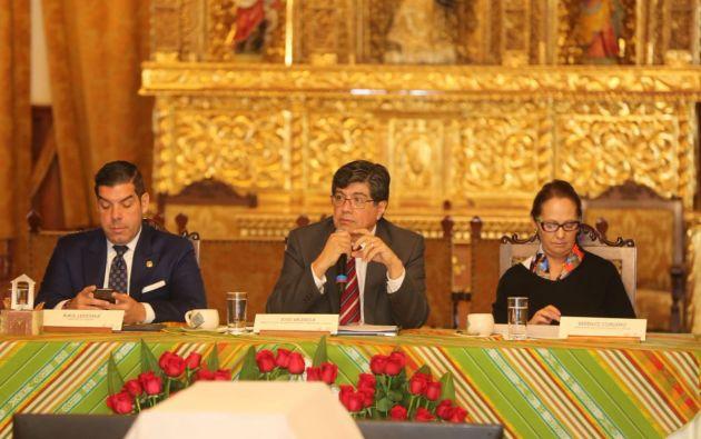 El Gobierno adelantó la convocatoria a la reunión regional para el 3 y 4 de septiembre. Foto: Twitter Cancillería
