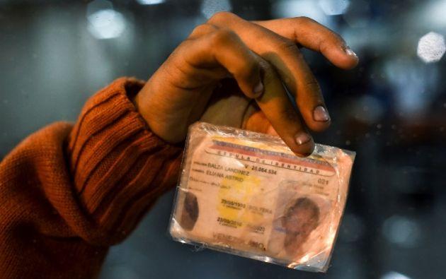 Se abordarán temas referentes a la presentación de documentos por parte de los venezolanos. Foto: AFP