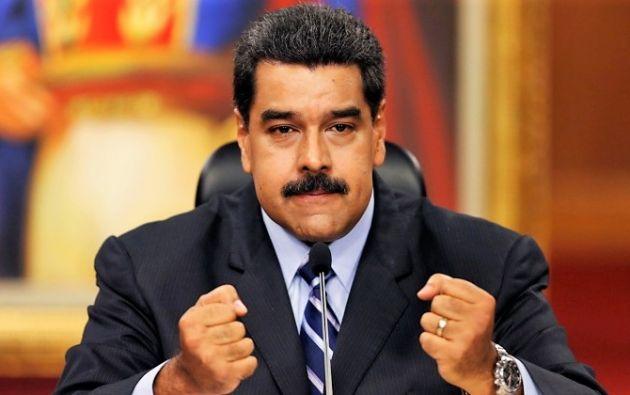 """""""He ordenado que se active en el plan Vuelta a la Patria"""", dijo el mandatario. Foto: Reuters"""