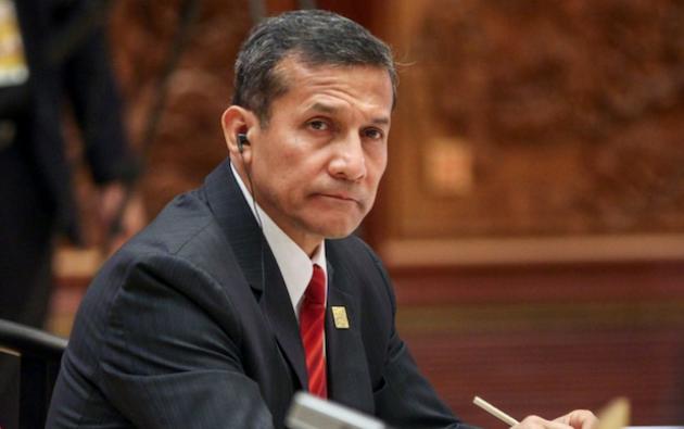 Humala y su esposa Nadine Heredia son investigados desde hace más de cinco años. Foto: archivo AFP