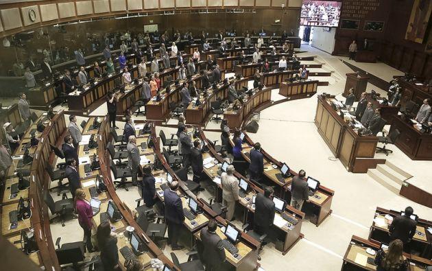 La auditoría y análisis financiero se hará en 90 días desde la aprobación de la resolución. Foto: Flickr Asamblea