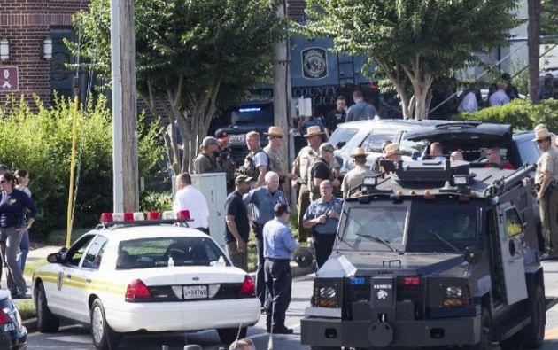 Los medios estadounidenses informaron que tres personas murieron y otras dos resultaron heridas en el incidente. Foto: noticiassantacruzdebarahona.blogspot.com