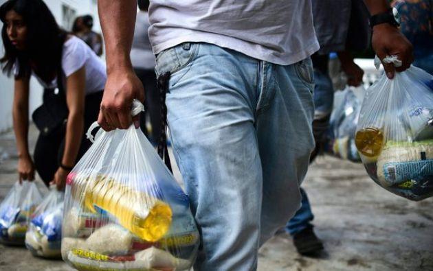 Venezuela padece una severa crisis económica que se expresa en hiperinflación y desabastecimiento. Foto: La Opinión