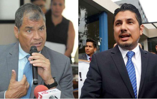 """""""Tenemos 201 evidencias para demostrar la responsabilidad de los implicados"""", dijo el abogado de Balda. Foto: archivo"""