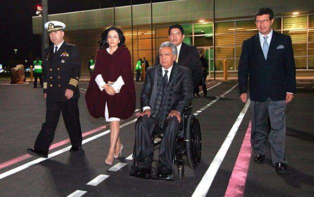 El Presidente tiene previsto participar en el 73º período de sesiones de la Asamblea General de la ONU.Foto: Secom