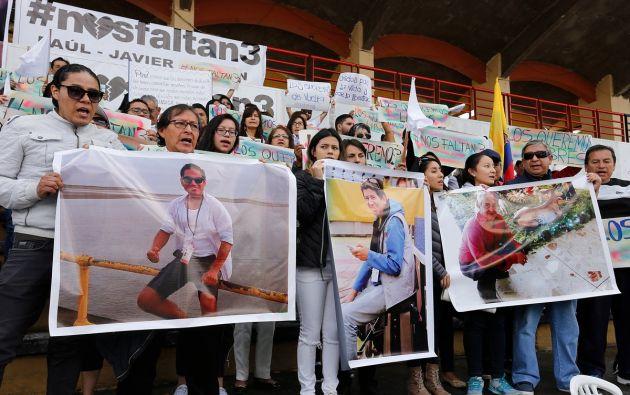 Los familiares presentarán un informe sobre la supuesta negligencia de la Fiscalía General del Estado en la indagación del caso. Foto: archivo