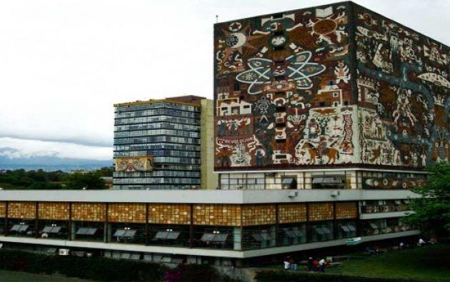 Universidad Autónoma Nacional de México. Foto: tomada de Internet