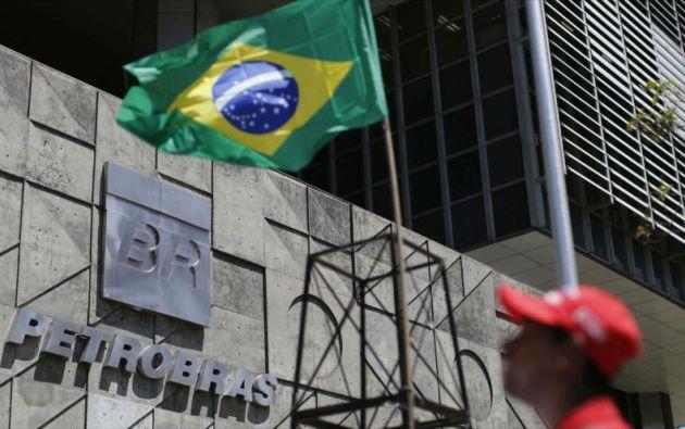 """Petrobras dijo que los hechos se descubrieron en la """"Operación Lava Jato"""". Foto: AFP"""