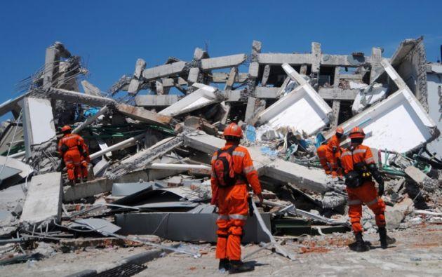 La ONU estima que 191.000 personas necesitan ayuda urgente. Foto: AFP