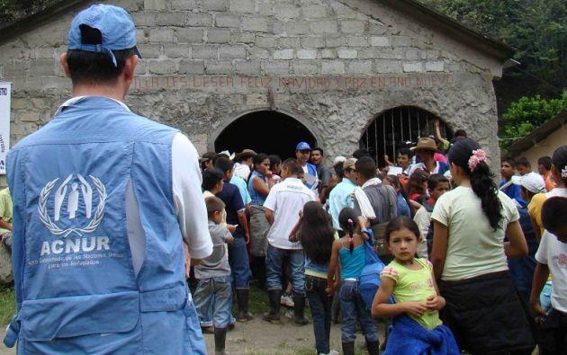 """El objetivo de la visita de Grandi es """"para conocer de primera mano la respuesta implementada en la región"""". Foto: tomada de Internet"""