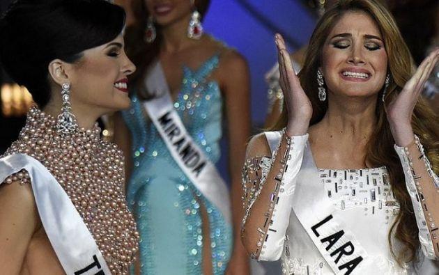 Sólo este año una decena de venezolanas se inscribió en certámenes de belleza en varios países. Foto: archivo AFP