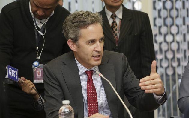 El representante de la ONU puntualizó que el derecho a la libertad de expresión es fundamental. Foto: Flickr Asamblea