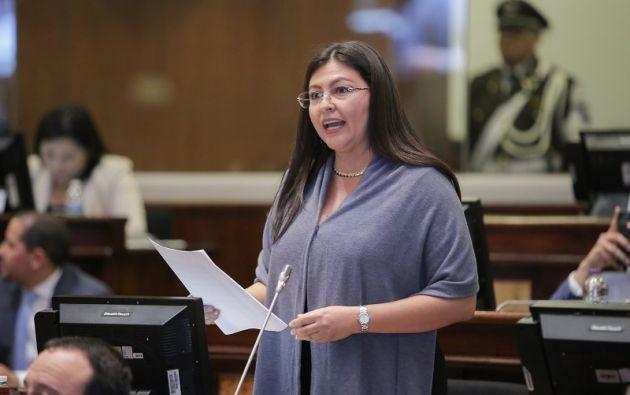 ECUADOR.- La mesa legislativa convocó para este lunes a Esteban Bernal y a la propia Espín. Foto: Flickr Asamblea