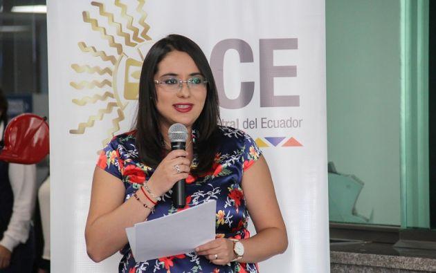 Verónica Artola es la gerente del Banco Central. | Foto: Flickr BCE