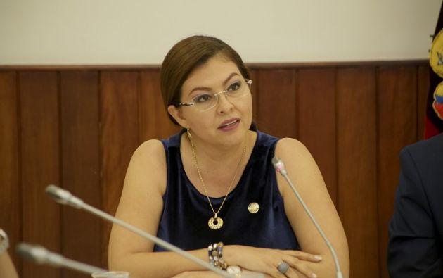 Ante la comisión multipartidista, Sofía Espín ya entregó sus descargos. Foto: Flickr Asamblea