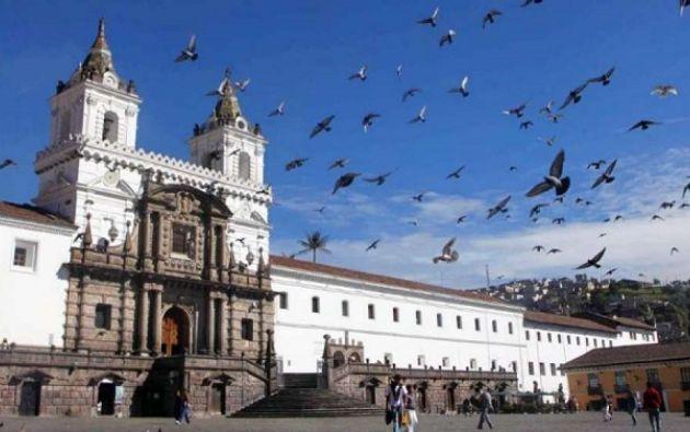 Quito ha recibido este año galardones como Destino Líder de Sudamérica.
