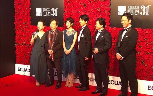 TOKIO, Japón.- el Tokyo Film Festival, es uno de los festivales de cine más importantes de la región asiática. Foto: Cancillería.