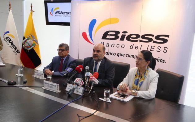 QUITO, Ecuador.- Según las autoridades, ya se pagó un monto de 6,2 millones de 250 millones del proyecto.