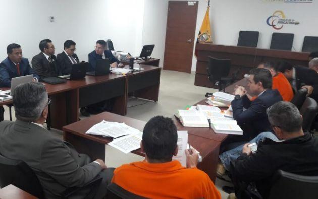Los procesados habrían cometido el delito en la contratación de un sistema de recuperación de condensados para la Refinería de Esmeraldas. Foto: Fiscalía